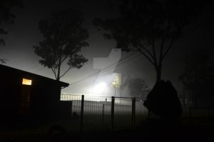 The Fog 1 by BioVenomImagery