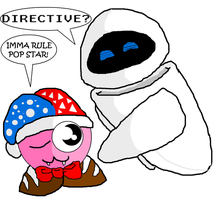EVE and Marx: Directive? by teamrocketavenger