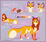 Character Maey by MaeyWox