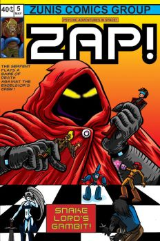 Zap - Marvel Star Wars Stye! by vonfolger