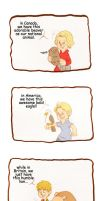 APH: fun with national animals by MieKuning