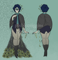 (CLOSED) Adopt Auction - 1 by PW-adoptables