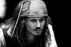 Captain Sparrow by whutnot
