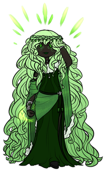 Willow Chibi by Astral-Athenaeum