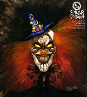 HALcLOWnEEN by SavageSinister