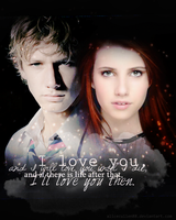 TMI: Jace and Clary by AliceCullen88