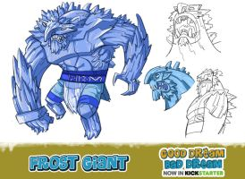Frost Giant by Onikaizer