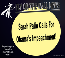 Sarah Palin Calls For Obama's Impeachment! by IAmTheUnison