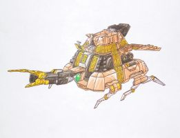 pyramidas beetle tank mode by kishiaku