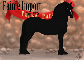 Faime Import 253 by bedfordblack