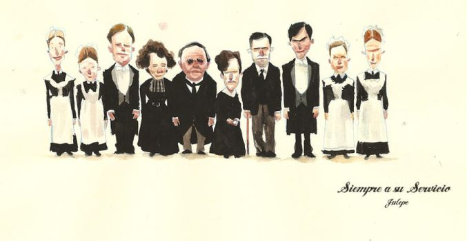 Downton by julepe