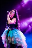 Amy Lee, Evanescence by lizzys-photos