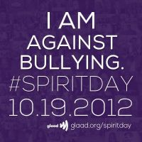 spirit day! by xWorldBehindMyWallx