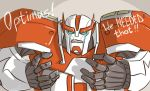 TFP: Cybertron Lost by Fulcrumisthebomb