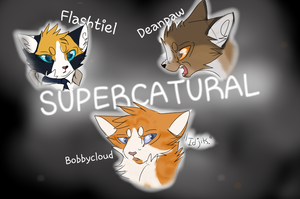 Supercatural by rainwolfeh