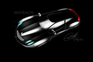 another maybach design by chrislah294