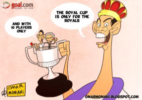 The Real Cup by OmarMomani
