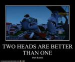Two Heads are better than one by Faul-T-Wiring