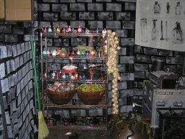 Potions Dungeon by wotchertonks7