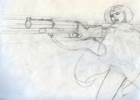 Technical drawing sketch by kyletwilight