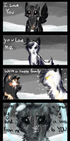 Won't You Say You Love Me Too by sshoes