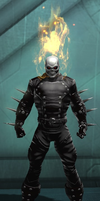 Ghost Rider (DC Universe Online) Update 2 by Macgyver75