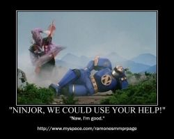 Ninjor Help by RazorRed
