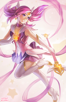 star guardian by justduet