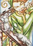The Pied Piper by natamon