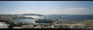 Mykonos View Hotel by spyed