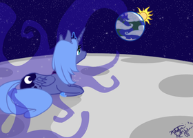 mlp:fim A Thousand Years by emeralddarkness