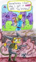 Jak: Ratchet by theanimejump