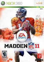 Tebow Madden 11 Cover by spdwysmart1