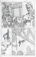 Punisher Sample Pages1 by MannixFrancisco