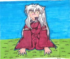 Kawaii Inuyasha by sonic4568