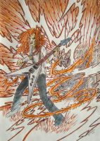Dave Mustaine... by the-ChooK