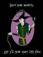 Crooked Man t-shirt design by thenumber42