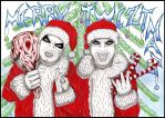 Merry Twiztmas by Orca8