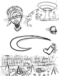 Doodles from AM by InvertedSlime