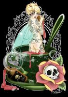 Poison Tink by Miss-Cherry-Martini