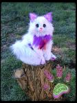 !!!SOLD!!! TBL RECYCLED CLOTHING kitty Twinkle by TouchedbyLavender