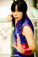 chi-chi of dragonball cosplay by maiabest9381
