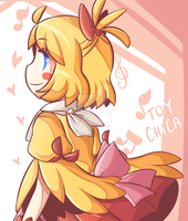 toy chica by yatsunote