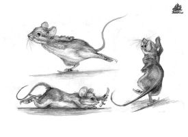 More mice by DekabristMouse