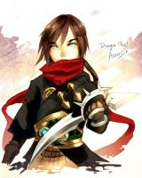 Dragon Nest: Assassin by DiWine-Waro