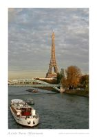 Late Paris Afternoon by Andrew-and-Seven