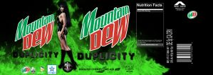 Mountain Dew Duplicity by CMKook-24601