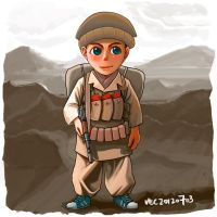 Spetsnaz in Afghanistan by lazyseal8