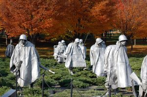 Korean War Veterans Memorial by jhg162