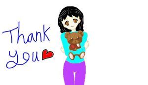 Thanks everyone^^ by xXAngelTHXx
